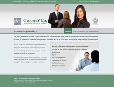 Green and Co Accountants